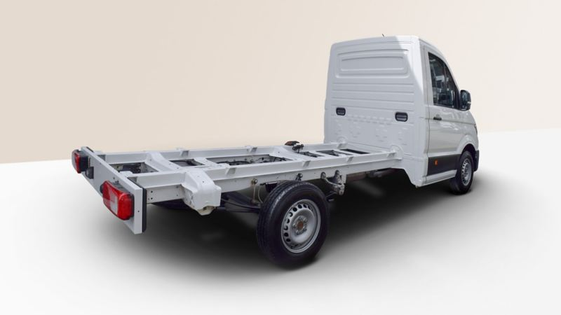 Dimensiones Crafter Chasis 3.5t.