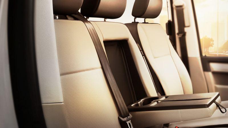 Asientos en cabina Crafter Chasis Volkswagen 2020