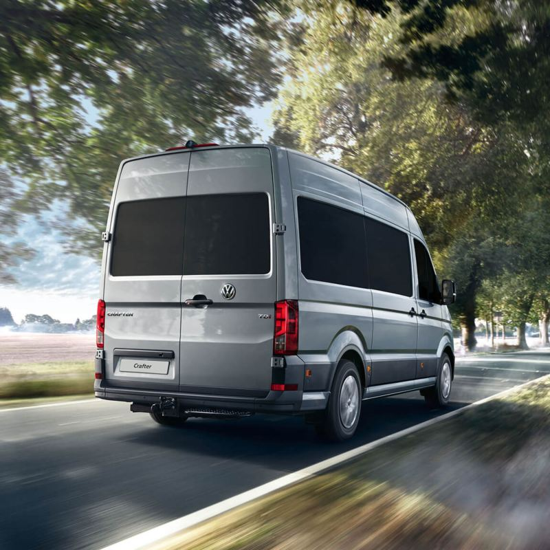 Take the Crafter for a test drive today