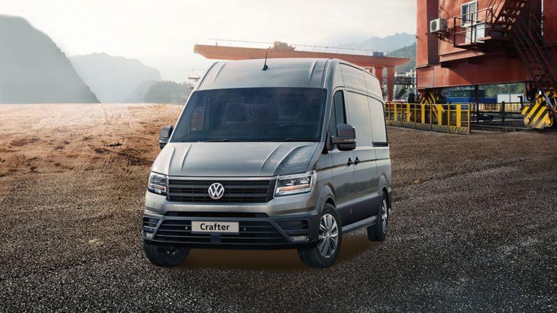 Promozione Leasing Volkswagen Crafter