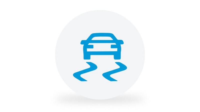 Volkswagen Utilitaires Transporter 6.1 Système de correction en cas de vent latéral