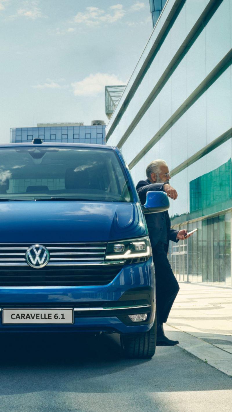 Volkswagen Caravelle 6.1.
