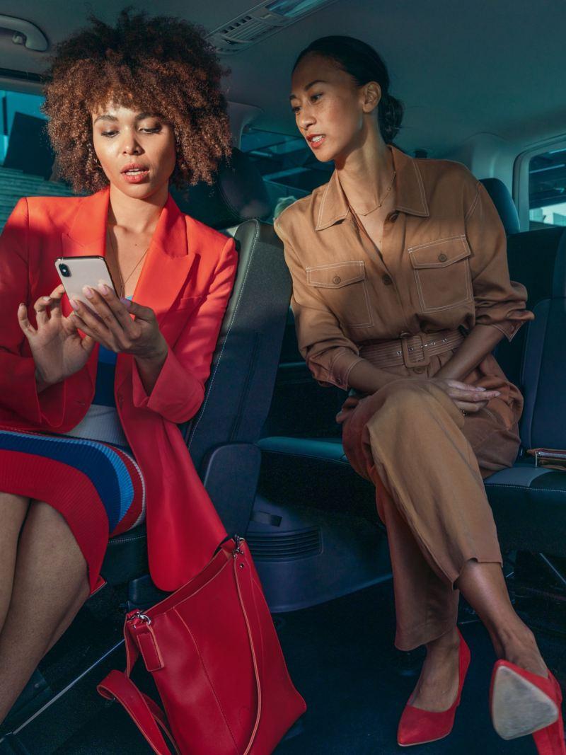Kvinnor i Caravelle