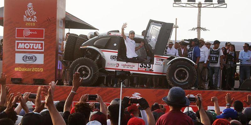 Dakar 2019 klassement