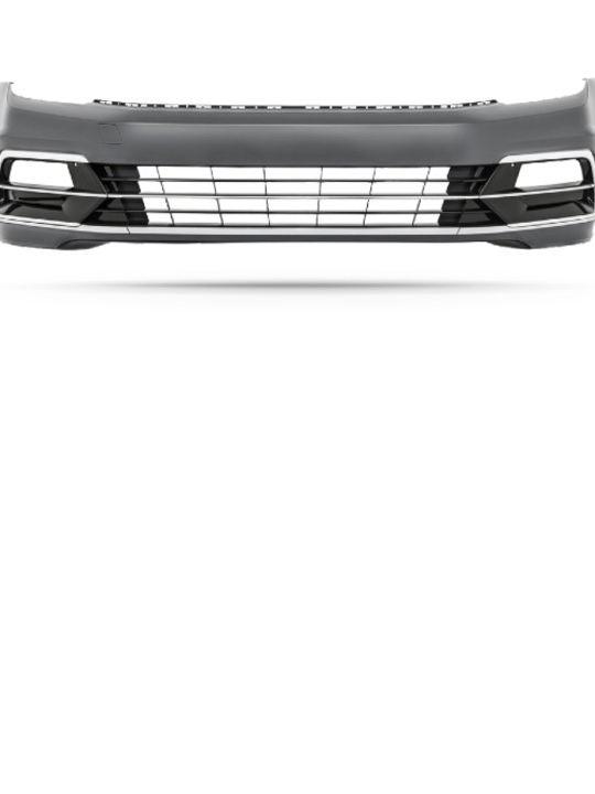 Volkswagen 橫梁 保險桿