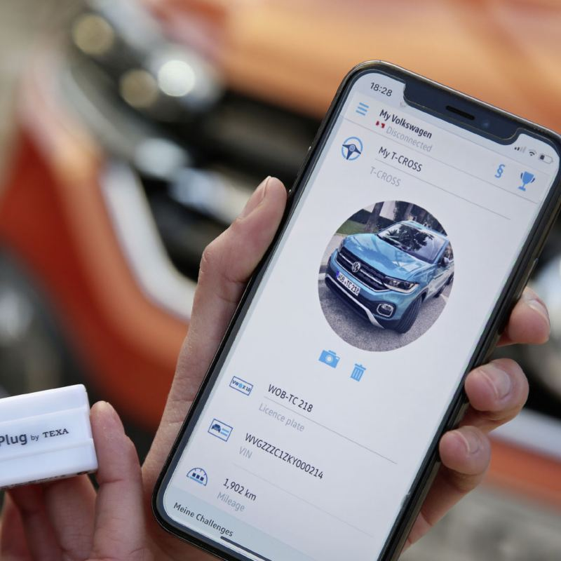Volkswagen's WeConnect Go App now available in South Africa