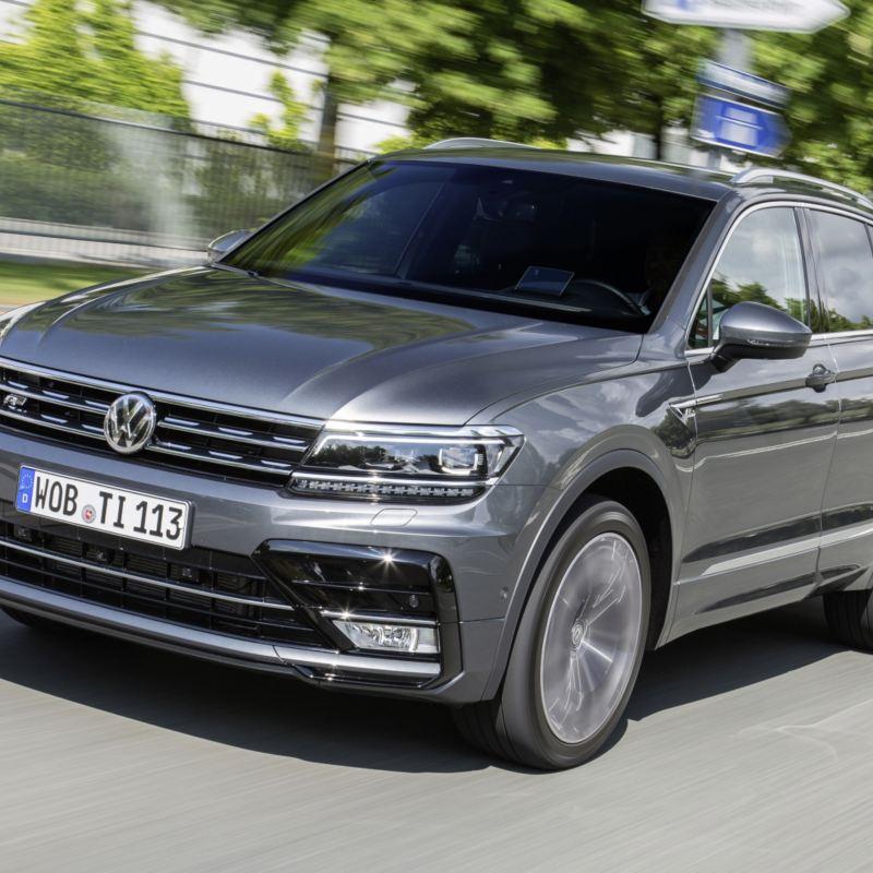 Volkswagen świętuje wyprodukowanie 5-milionowego Tiguana