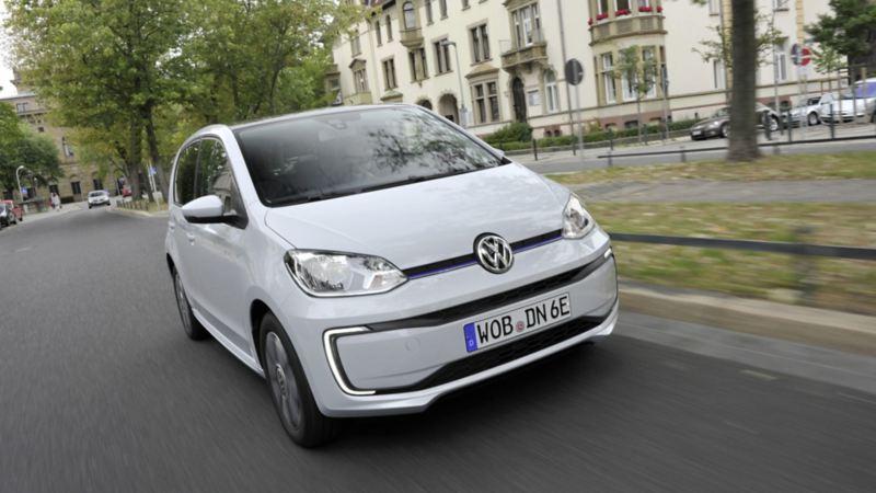 Volkswagen obniżaył cenę elektrycznego up!a
