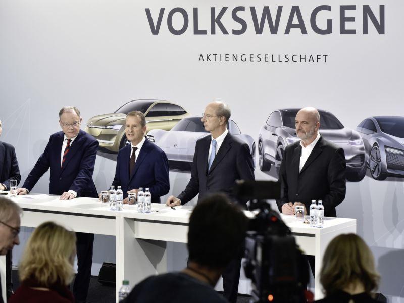 Volkswagen inwestuje w przyszłość