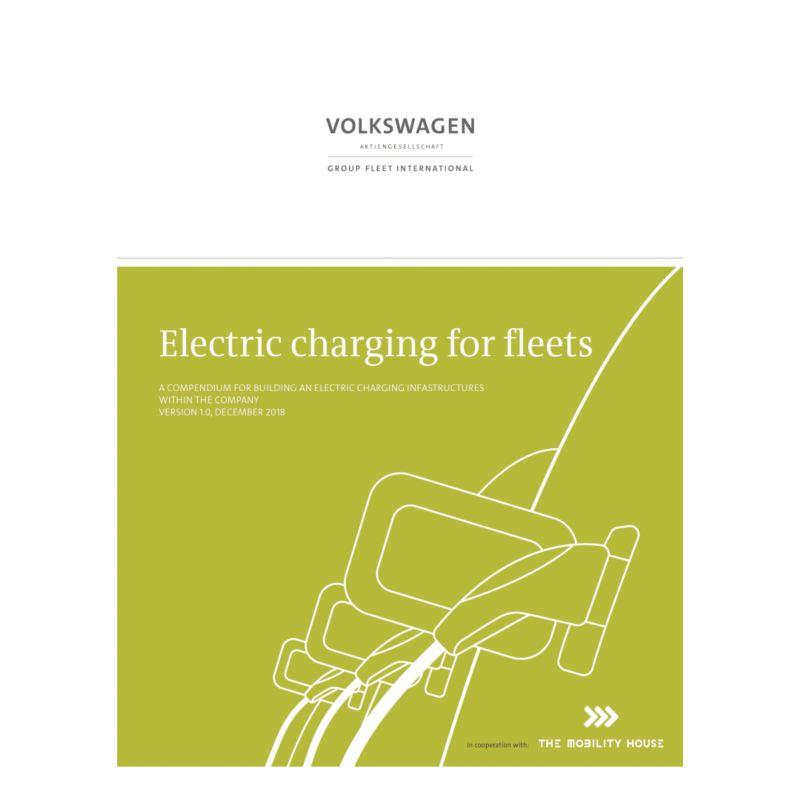 Budowa infrastruktury do zasilania firmowych aut elektrycznych
