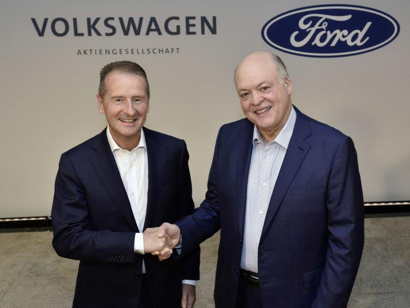 Ford i Volkswagen rozszerzają globalną współpracę o pojazdy autonomiczne i elektryczne