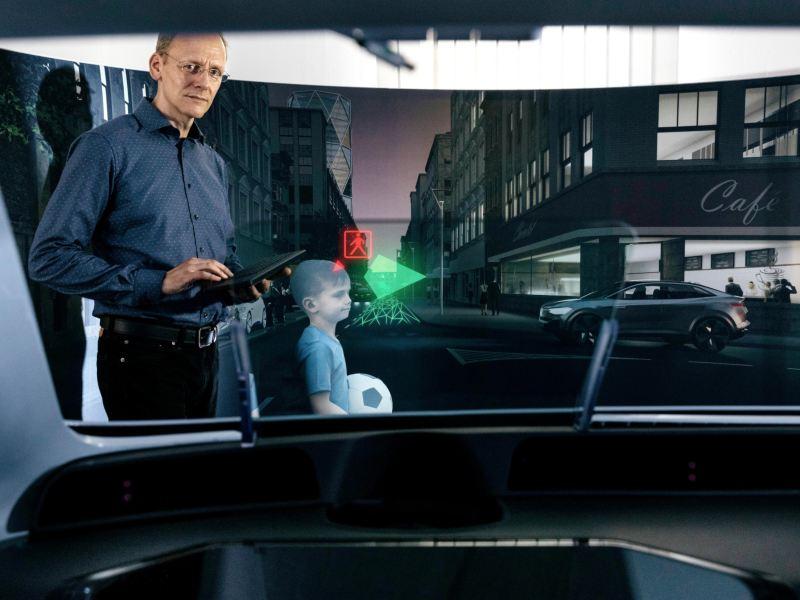 Grupa Volkswagen inwestuje w wiodące przedsiębiorstwo w dziedzinie holografii 3D