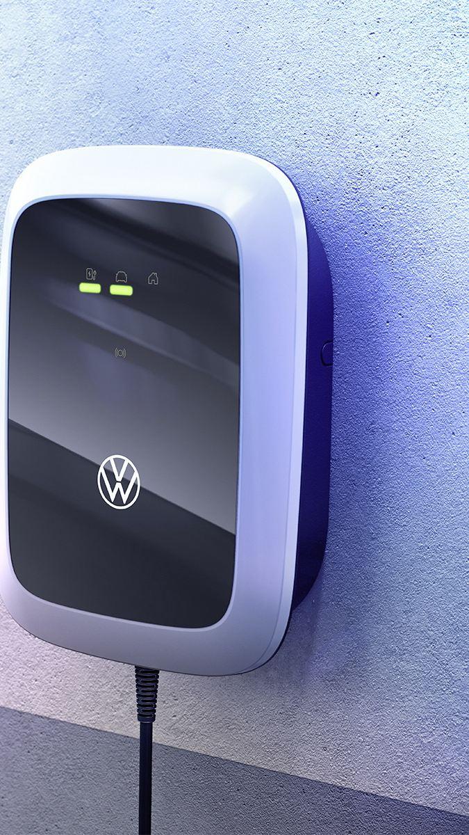 Volkswagen wprowadza na rynek ładowarkę do samochodów elektrycznych