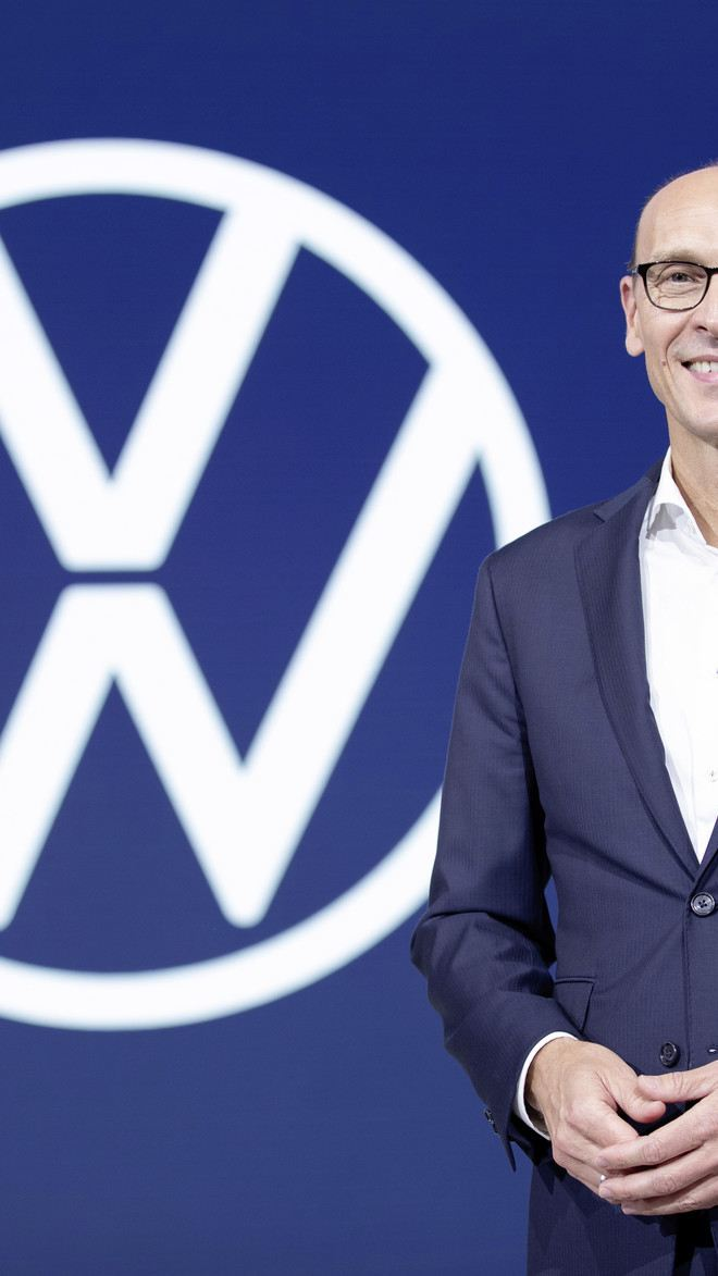 Ralf Brandstätter obejmuje stanowisko CEO marki Volkswagen
