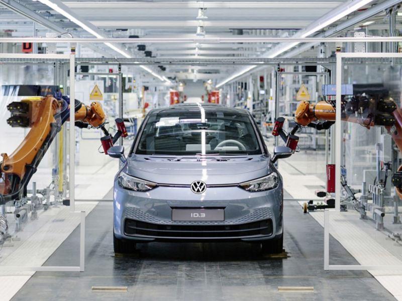 W Zwickau ruszyła produkcja elektrycznego Volkswagena ID.3