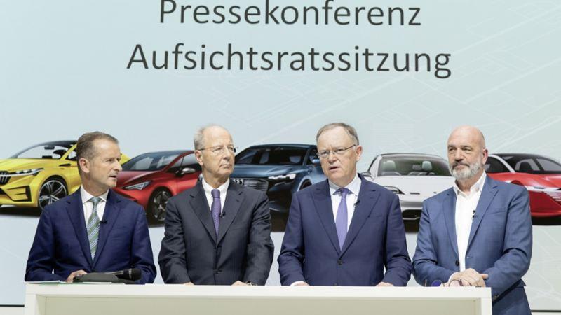 Volkswagen mocno inwestuje w przyszłość