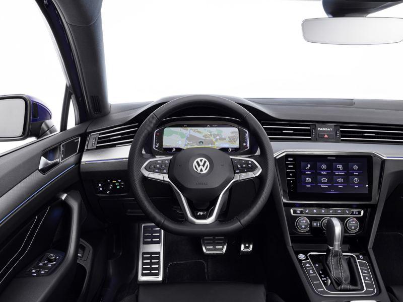 Passat zawsze online - bestsellerowy Volkswagen z usługami We Connect