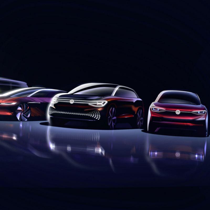 Elektryczna ofensywa Grupy Volkswagen