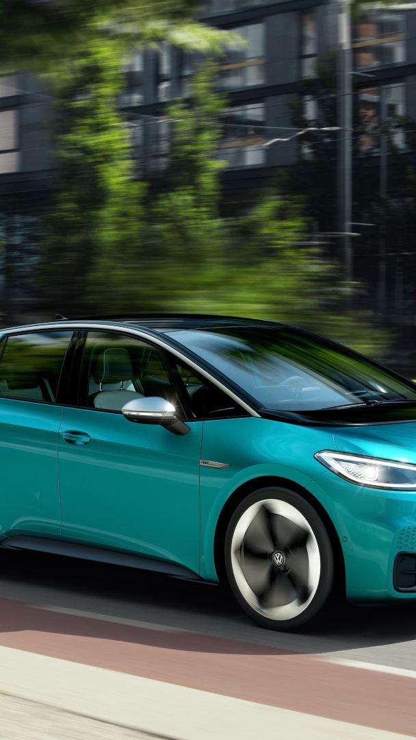 Polska premiera elektrycznego Volkswagena ID.3 podczas Impact mobility rEVolution'2019