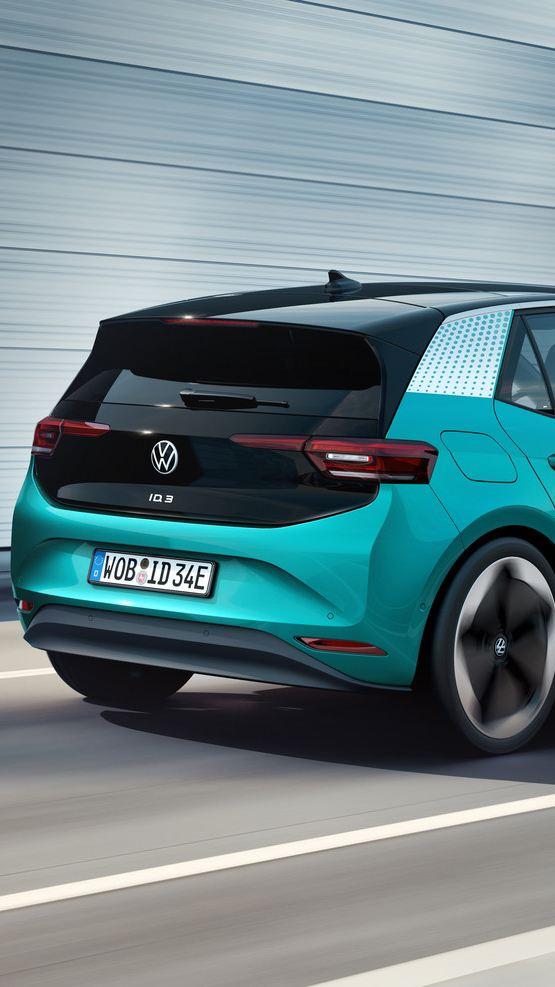Egzemplarze ID.3 1ST dostępne za pośrednictwem strony internetowej Volkswagena
