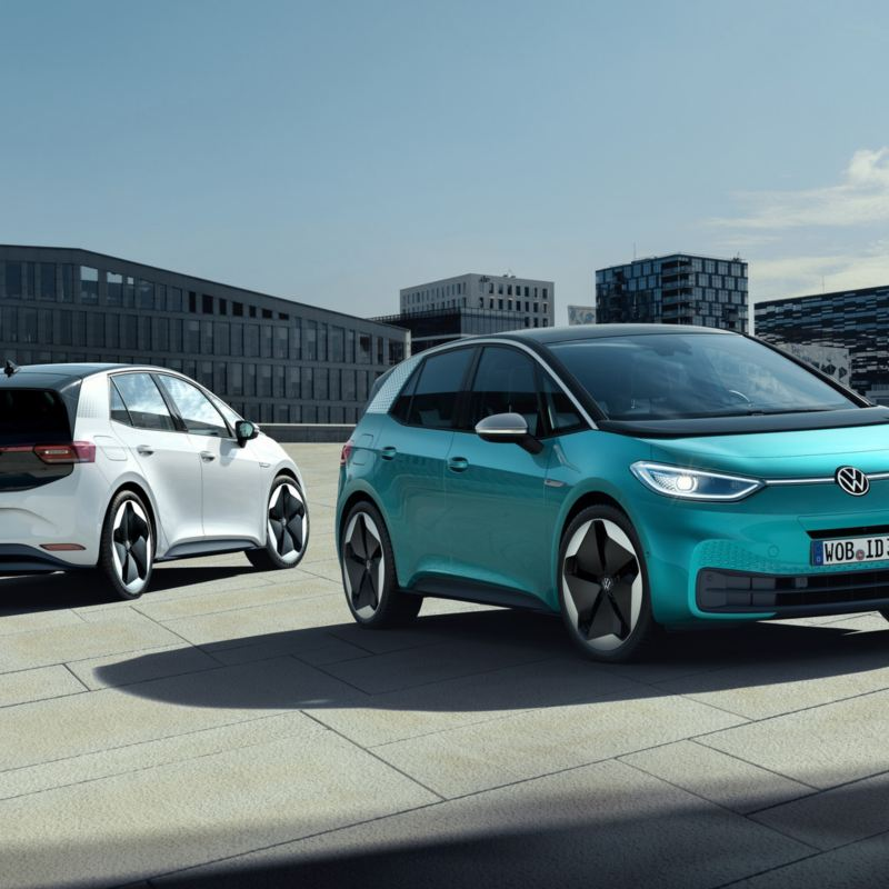 Przełomowy Volkswagen ID.3 dostępny do zamawiania