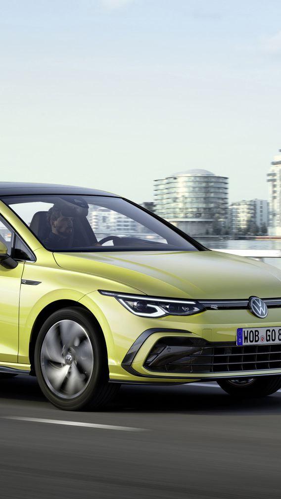 Na wskroś dynamiczny – nowy Golf w wersji R-Line już dostępny do zamawiania