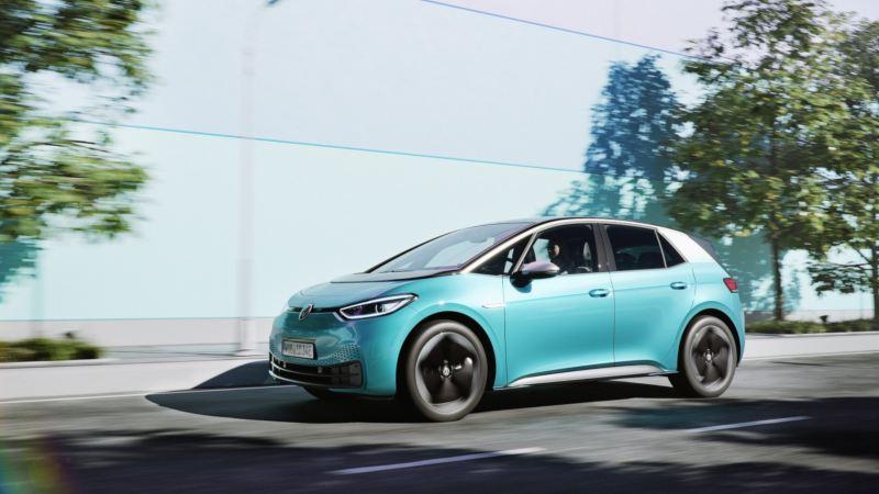 Volkswagen zaprezentował specjalny dźwięk emitowany przez ID.3