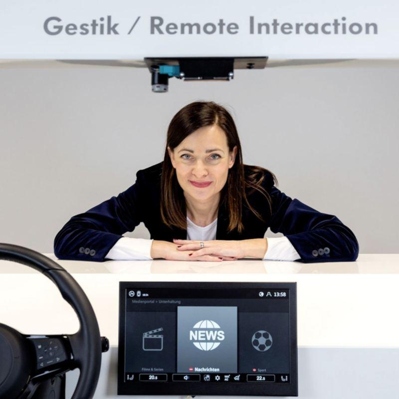 W samochodach przyszłości będą rozwijane systemy, które Volkswagen stosuje już dziś