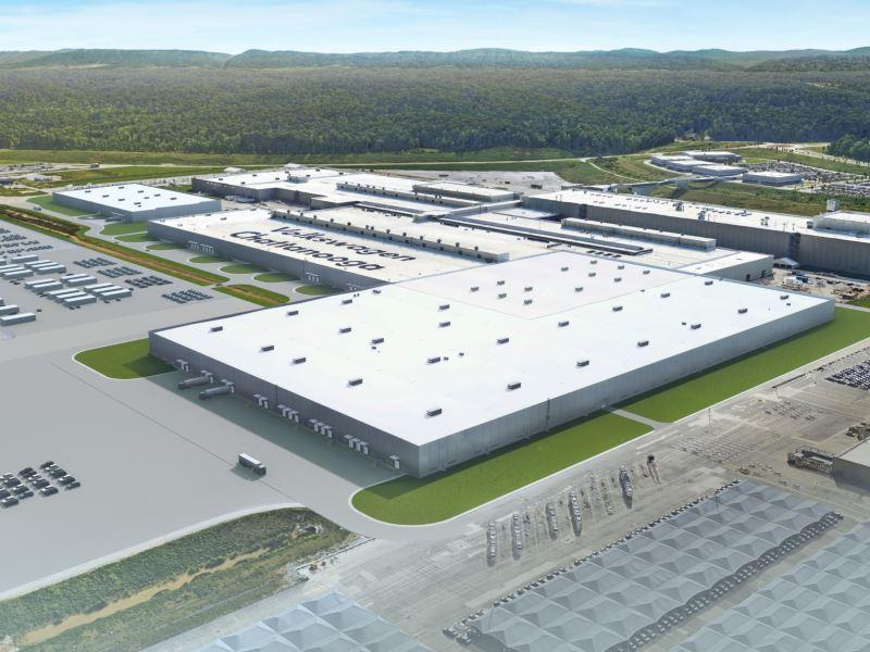 Volkswagen rozpoczyna w USA rozbudowę fabryki na potrzeby produkcji samochodów elektrycznych