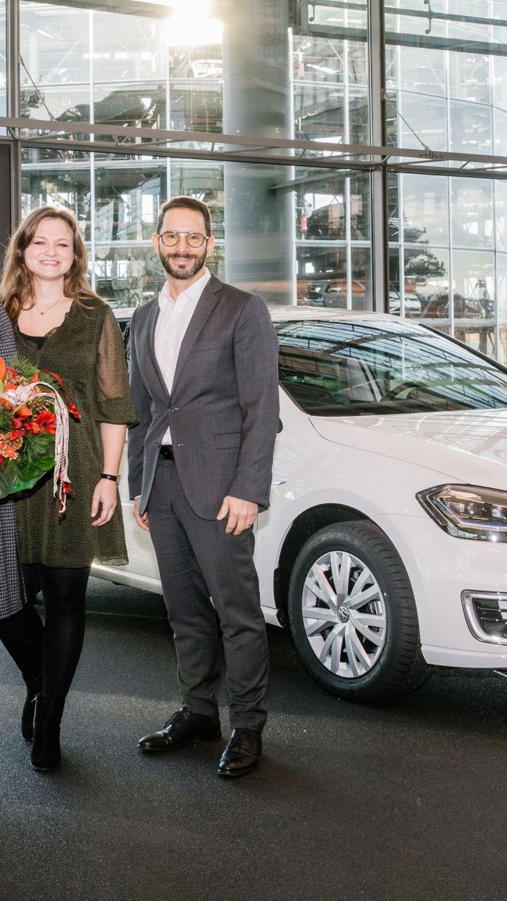 Volkswagen dostarczył 250.000 zelektryfikowanych samochodów