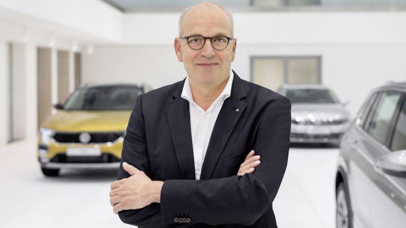 """Jürgen Stackmann, Członek Zarządu Volkswagena: """"Marka jest w trakcie wielkiej przemiany"""""""