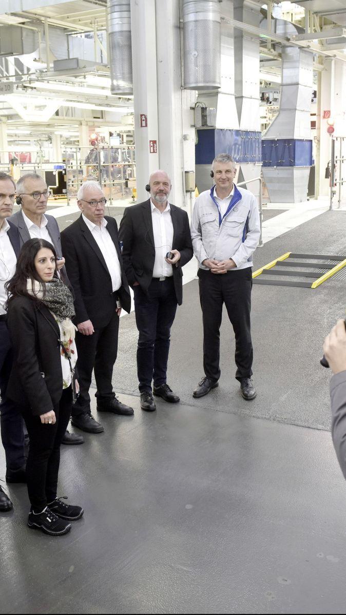 Fabryka w Wolfsburgu mocno inwestuje w rozwiązania cyfrowe