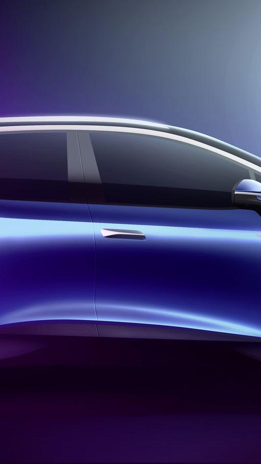 Stylistyka nadwozia nowego Volkswagena ID.4