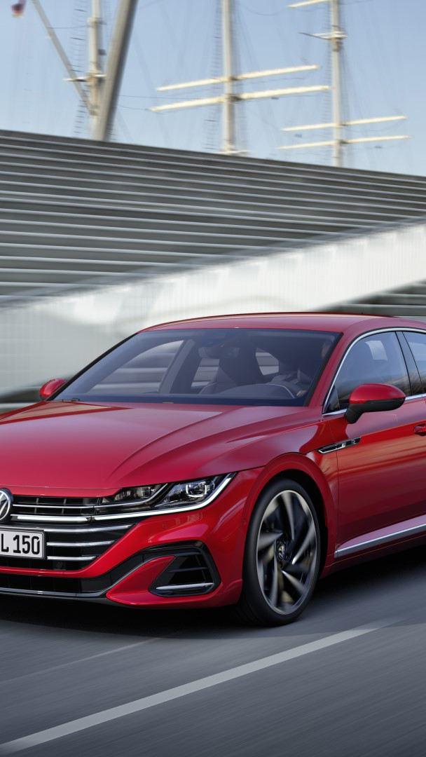Arteon i Arteon Shooting Brake – hit marki Volkswagen zaprezentowany w nowej odsłonie