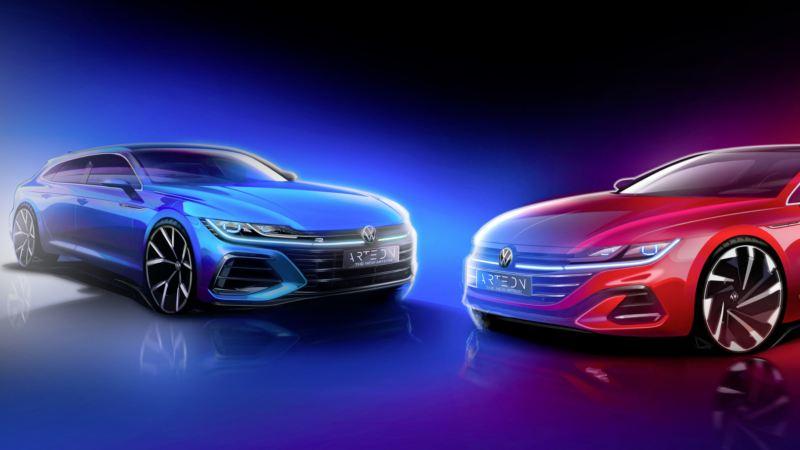 Volkswagen przedstawia informacje na temat nowego Arteona: zapowiedź premiery modelu
