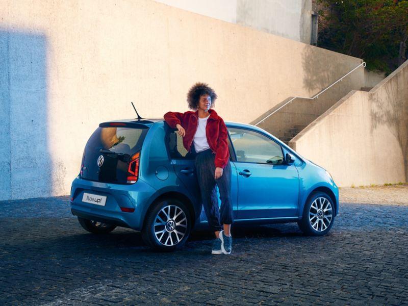 Promozione Volkswagen up! in corso