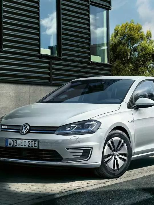 Design exterieur e-Golf