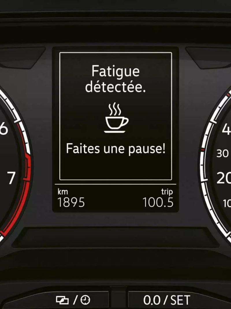 détecteur de fatigue
