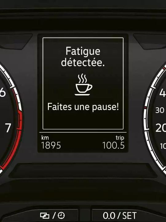 Detecteur de fatigue