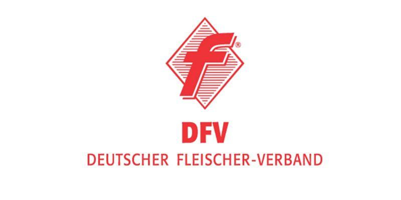 Das Logo des deutschen Fleischerverbands.