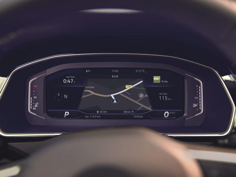 Digital cockpit