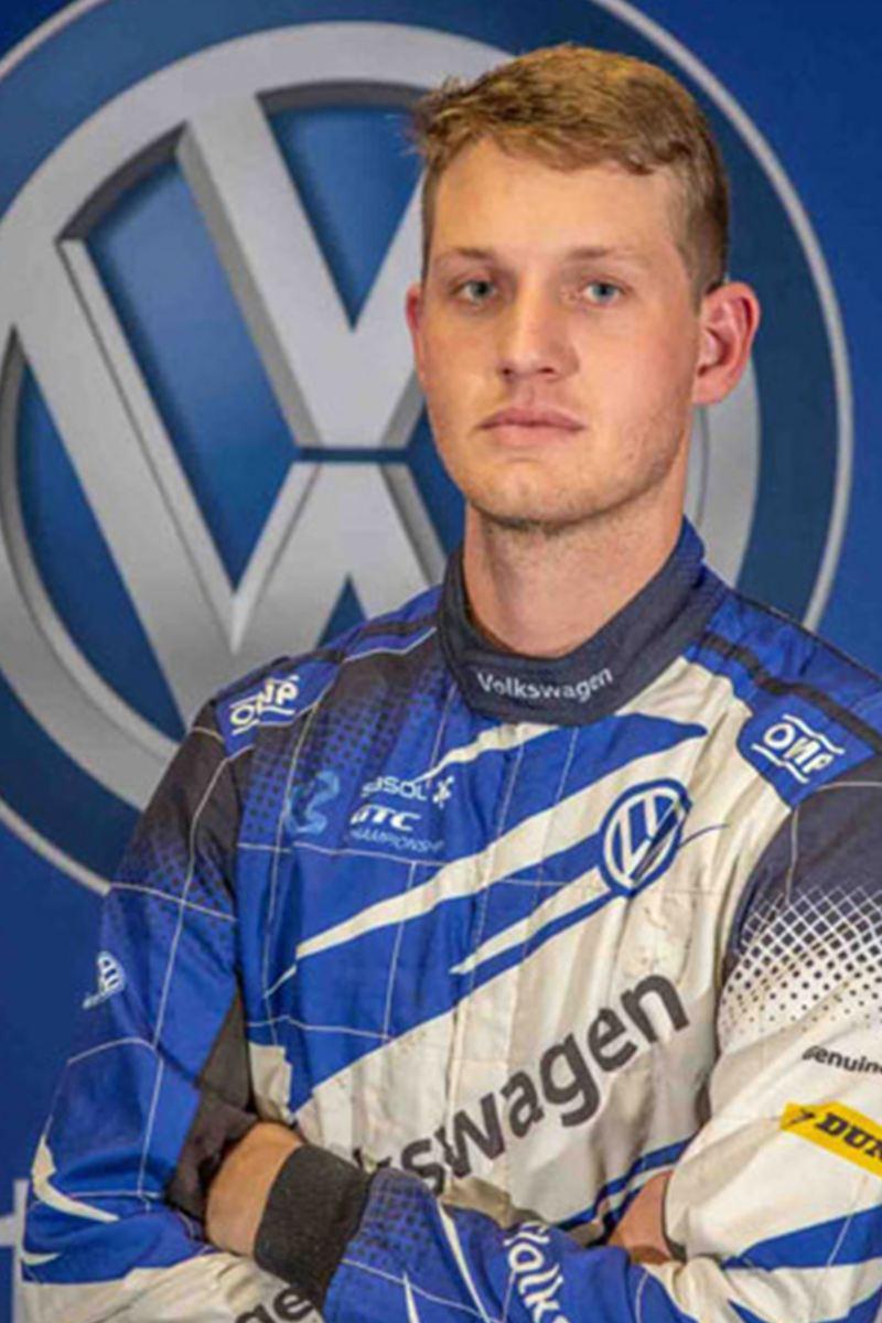 driver profile Daniel Rowe