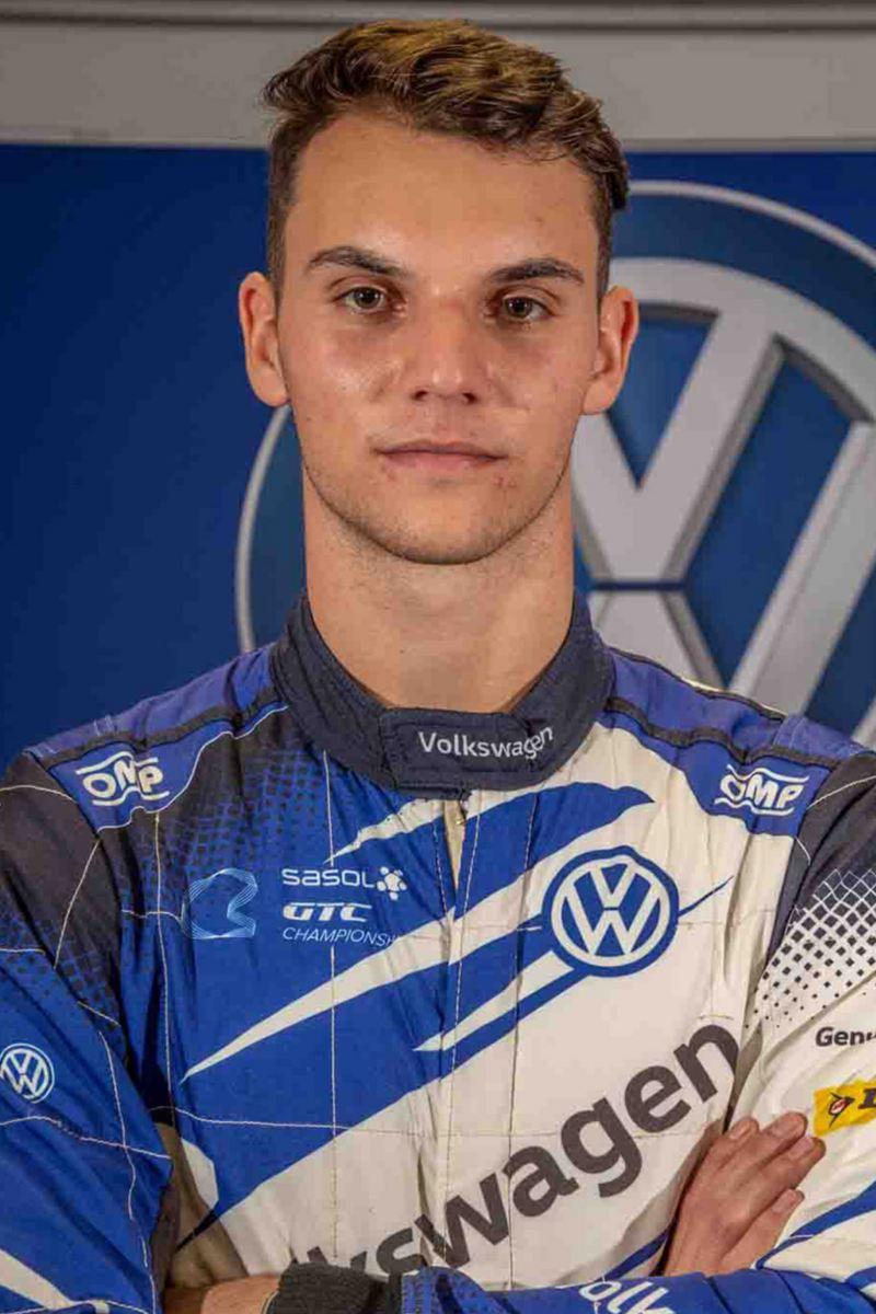 Keegan Masters driver profile