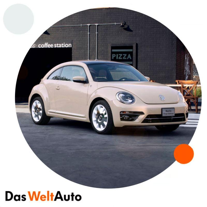 Autos usados con garantía de Volkswagen México. Beetle de Volkswagen.