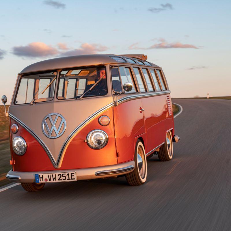 e-bulli Volkswagen Canarias
