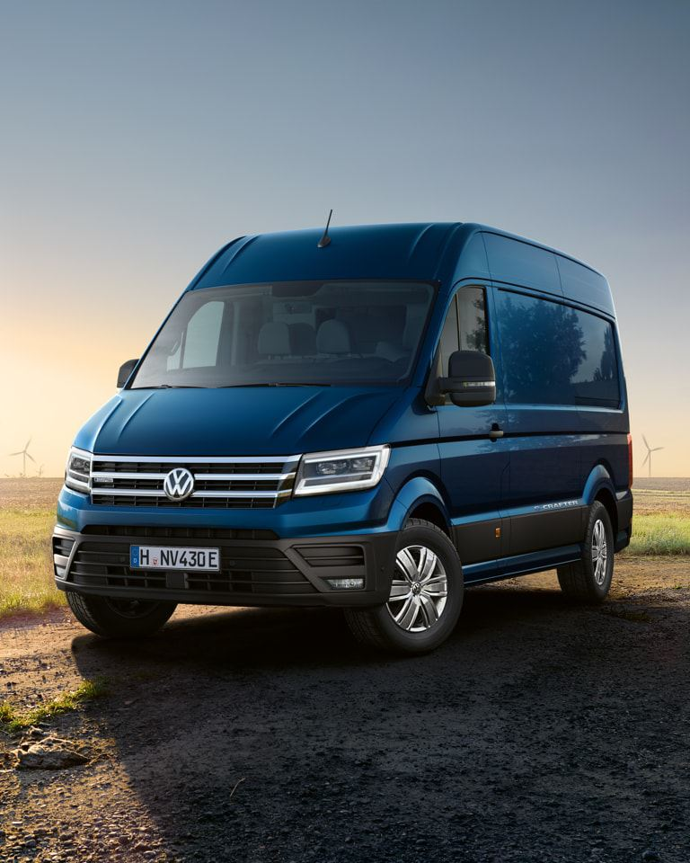 Volkswagen Utilitaires e-Crafter