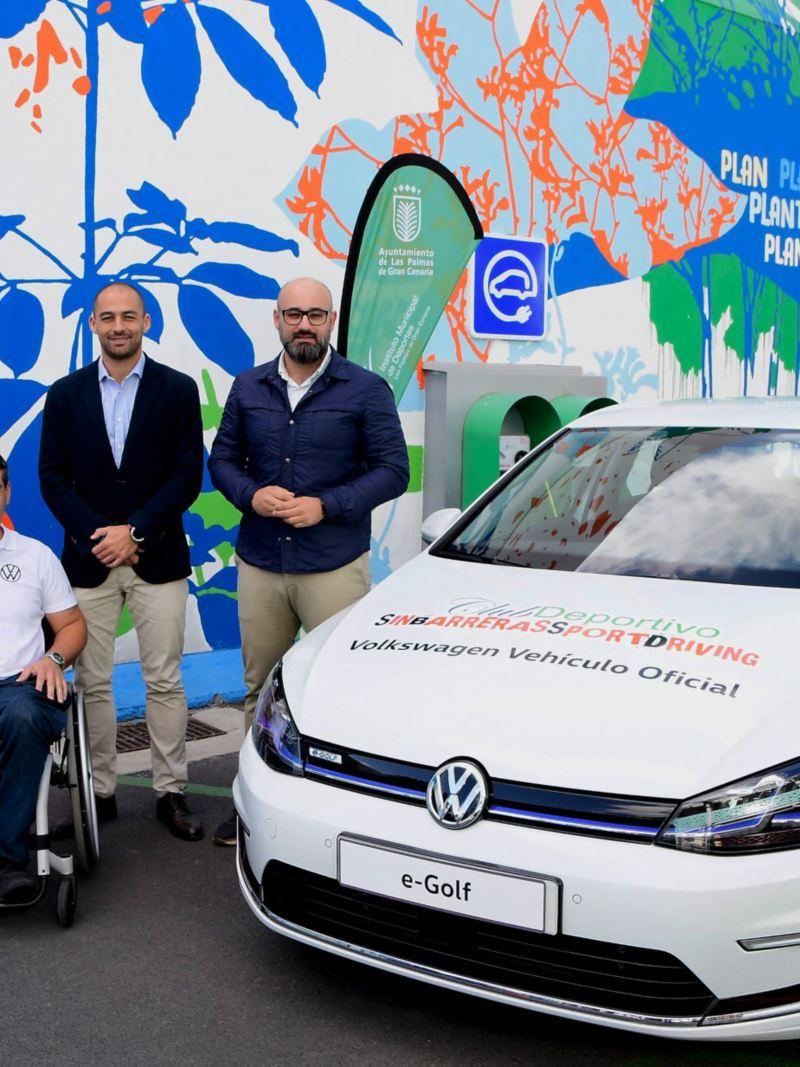 e-golf Canarias