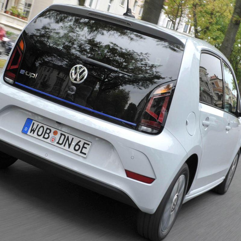 Volkswagen e-up! Entry elbil