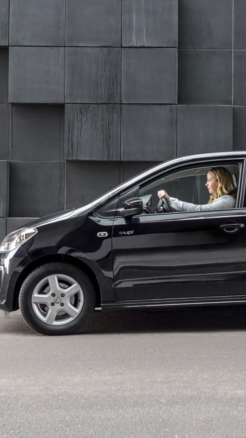 Besparelse ved å kjøre elbil fra Volkswagen