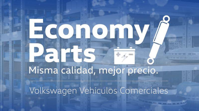Economy Parts para Vehículos Comerciales